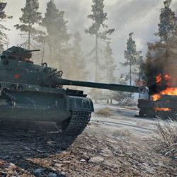 В 2018 году должна появиться VR-версия игры World of Tanks