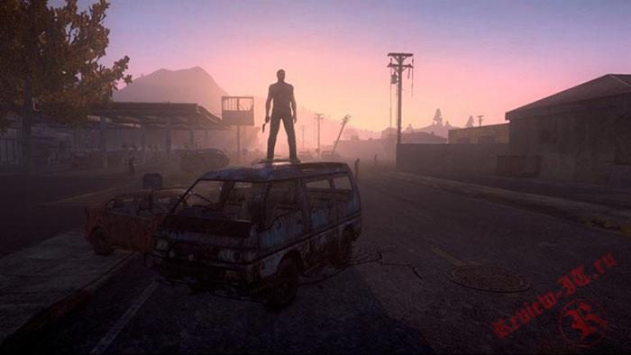 В сервисе Steam стала доступна финальная версия игры H1Z1