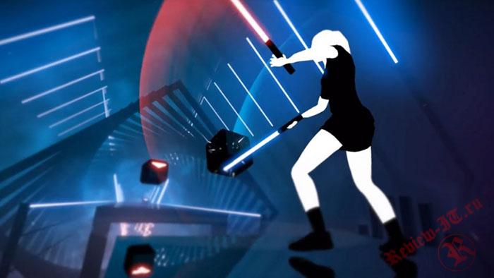 Hyperbolic Magnetism представила новую VR-игру Beat Saber