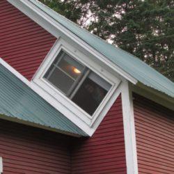 Противоведьминские окна в Вермонте