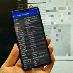 Опубликована первая фотография флагманского смартфона OnePlus 6