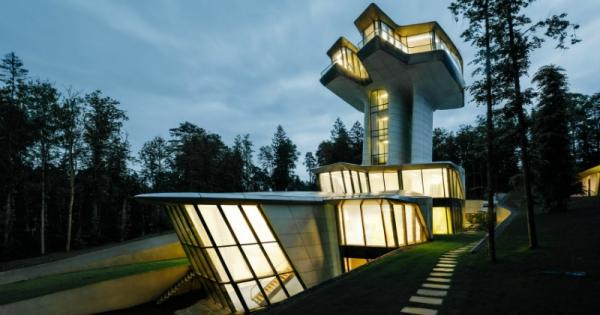 Единственный в мире жилой дом по проекту Захи Хадид под Москвой