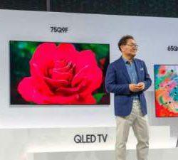 Samsung создали антирекламу телевизоров LG