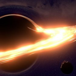 Насколько огромными бывают черные дыры?