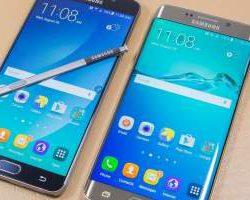 Galaxy Note 7 получит обновление до Android Oreo