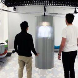 Полноразмерные трехмерные голограммы - новый способ организации видеоконференций