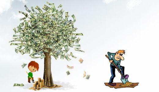 Активный и пассивный доход в интернете