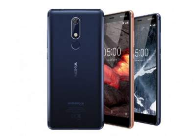 Nokia представила новые смартфоны на базе Android
