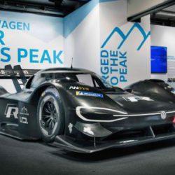 I.D. R Pikes Peak - электрический гоночный автомобиль компании Volkswagen, будущий покоритель Пайкс-Пик