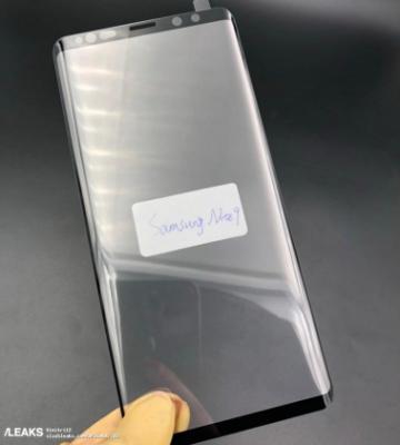 Опубликованы живые фото Samsung Galaxy Note9 » Хроника мировых событий