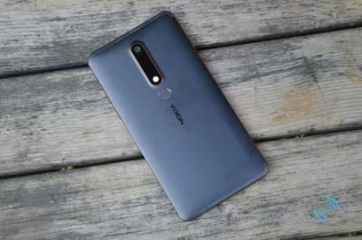 В США показали новую Nokia на Android One