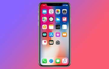 Apple разрабатывает систему бесконтактного управления для iPhone