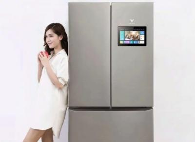 Xiaomi представила уникальный холодильник