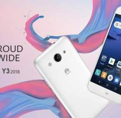 Huawei представила смартфон на базе Android Go