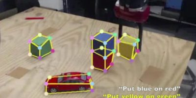 Робот увидел, робот сделал — компания NVidia представляет систему, позволяющую роботам учиться, наблюдая за действиями людей