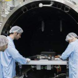 Мотор Hyperloop испытали в вакууме
