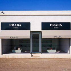 Пустыня носит Prada