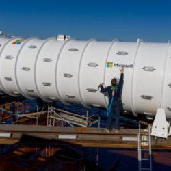 Microsoft развертывает первый подводный дата-центр недалеко от берегов Шотландии