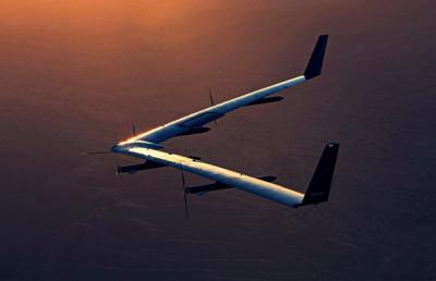 Facebook отказался от дронов на солнечных батареях
