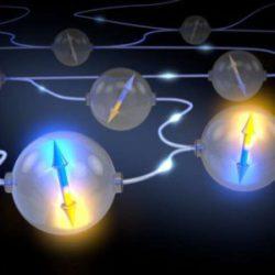 Ученые научились создавать квантовые сети произвольной конфигурации, используя явление квантовой запутанности