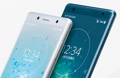 Sony презентует первый безрамочный смартфон