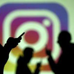 Пользователи Instagram сообщают опроблемах вработе соцсети
