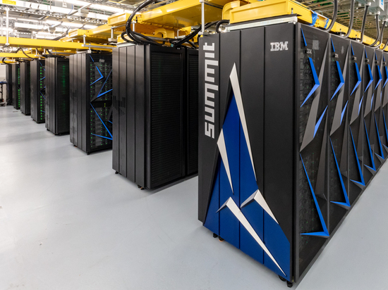 США запустили мощнейший суперкомпьютер для исследований и разработки вооружений