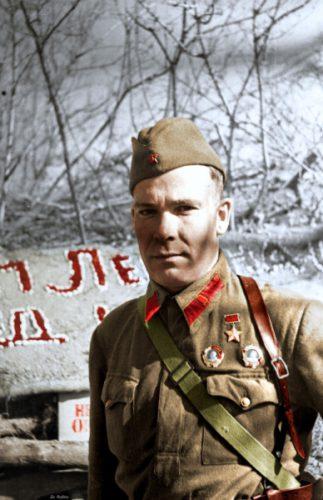 Кровавая атака. 1941 год.