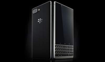 BlackBerry презентовали новый смартфон бизнес-класса