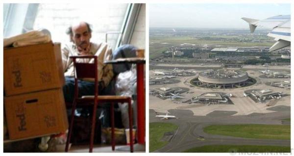 Человек, который застрял в аэропорту на 18 лет