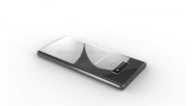 В сети опубликовали фото смартфона Samsung Galaxy Note 9