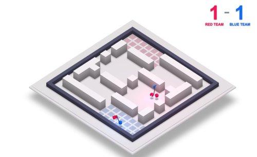 """Исследователи Google DeepMind обучили искусственный интеллект играть в """"Quake III Arena"""" лучше живых людей"""