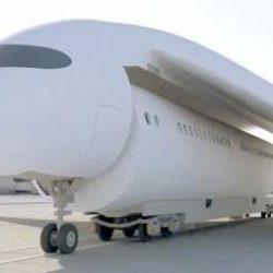 Boeing заинтересовался летающим поездом