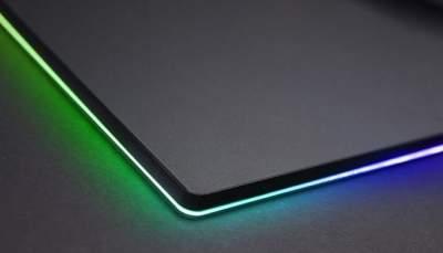 Анонсирован коврик Aorus P7 с многоцветной подсветкой