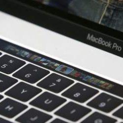 Apple анонсировала обновленные версии ноутбуков MacBook Pro