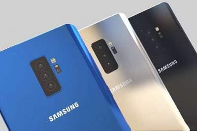 Samsung Galaxy S10 выйдет в трех вариантах