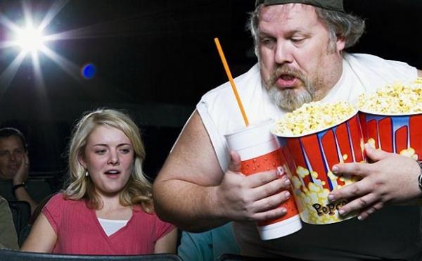 Кинобизнес и воздушная кукуруза
