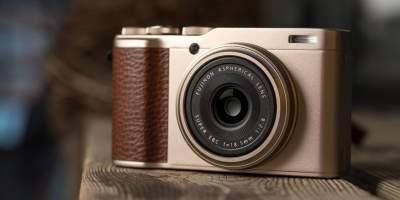 Fujifilm показала долгожданную карманную камеру