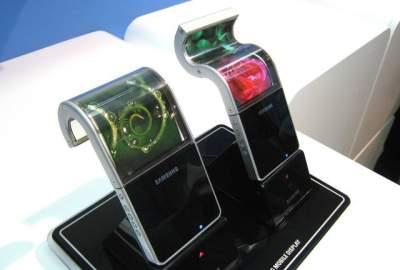 Новый смартфон Samsung получит гибкую батарею