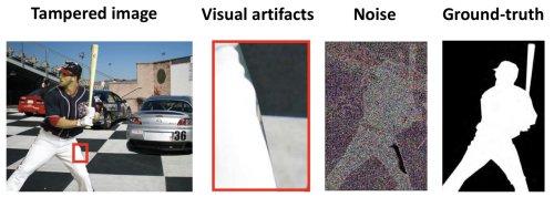 Создана система искусственного интеллекта, способная выявить поддельные изображения