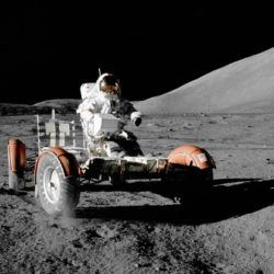 Разгадана тайна «лунной лихорадки», от которой страдали астронавты