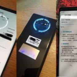 Samsung Galaxy Note 9 показали на «живых» снимках