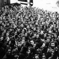 Китайские рабочие на западном фронте