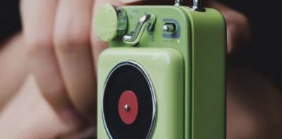 Xiaomi представила стильную Bluetooth-колонку