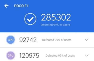 Опубликованы результаты тестов нового смартфона Xiaomi