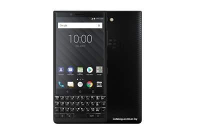 Blackberry выпустила самые защищенные смартфоны на ОС Android