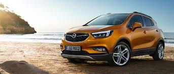 Приобретение автомобиля Opel MOKKA X