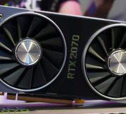 Первые обзоры видеокарт GeForce RTX 2070 выйдут 16 октября