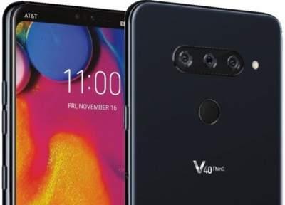 В Сети рассекретили внешний облик смартфона LG с пятью камерами