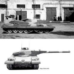 Объект 490 — последний танковый концепт Советского Союза